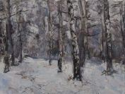 JANUARY_BIRCHES___20142C__Oil_linen2C__23__2_3_x__31_1_2__LOWRES.JPG